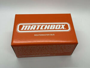Matchbox Mattel Creations Routemaster Bus Sold Out!  IN HAND US Seller Fast Ship