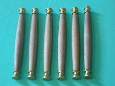 Nr.788 Puppenstube 6x Pfosten 1:10 - Puppenhaus Puppenmöbel Puppenstubenmöbel