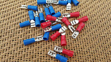 20x  4.8mm Crimp Terminal Terminator Speaker Car Boat AMP Female Spade Connector