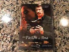 La Pasion De Ana New Sealed DVD! Open Your Eyes All About My Mother Volver REC