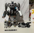Autobot Jazz Captain Lennox Complete Human Alliance HFTD RTS Transformers