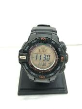 Casio Pro Trek PRG-270 Wrist Watch for Men Altimeter Barometer Thermometer