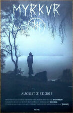 MYRKUR M Ltd Ed Discontinued RARE Poster +FREE Metal/Rock Poster! CHELSEA WOLFE