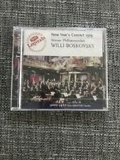 New Year's Day Concert in Vienna (2001) CD