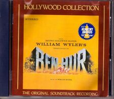 BEN HUR - Hollywood Collection - Volume 3 - Music by MIKLOS Rozsa - CBS CD