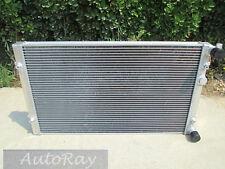 Full Aluminum Radiator for VW Golf MK4 1.8T 1.9/2.0/2.8 Dual Pass Manual 99-05