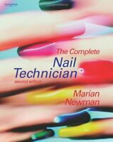 The Complete Nail Technician (Hairdressing and B... by Newman, Marian 184480139X