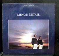 Minor Detail - Minor Detail LP Mint- 422-815 004-1 Polydor 1983 Vinyl USA