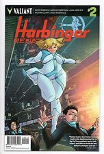Harbinger Renegade #2 - Cover B Pollina Variant (Valiant, 2017) - New (VF/NM)
