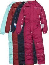 Manteaux, vestes et tenues de neige bleues avec capuche pour fille de 2 à 16 ans Hiver