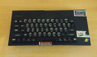 SINCLAIR ZX SPECTRUM PLUS + Unit ONLY UnTested Spares or Repair, Faulty