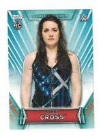Nikki Cross 2019 Topps WWE Women's Division Raw Rookie Card #26