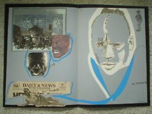 LARRY RIVERS Original Screenprint From Boston Massacre Folio - Signed & Numbered