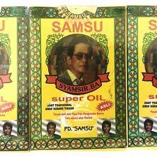 Samsu Super Oil for Men, 100% Original From Indonesia