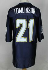 TOMLINSON #21 SAN DIEGO CHARGERS AMERICAN FOOTBALL JERSEY MENS 2XL NFL