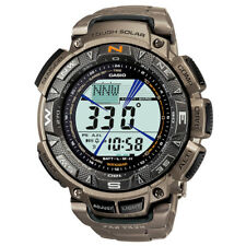 Casio Digital Sport Mens Pro Trek Watch Prg-240t-7d
