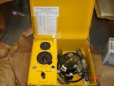 aircraft fuel flow totalizer field tester type 13721-1-a