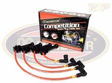 Magnecor KV85 Red Ignition HT Lead Set Jeep Wrangler TJ Sport 2.4i 16v Voyager