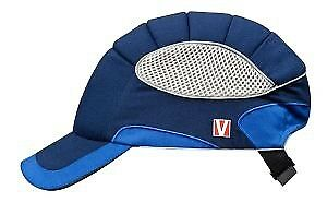 Anstoßkappe VOSS-Cap pro 52-60 cm kobaltblau/kornblau 65 %Baumwolle/35 % Polyest