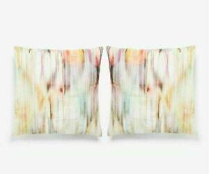 John Lewis & Partners Ambience Cushions x 2 , Multi rrp £120