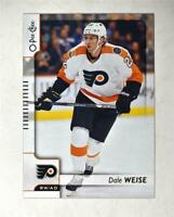 2017-18 17-18 O-Pee-Chee OPC Base #421 Dale Weise
