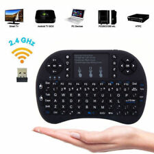 Worlds Most Mini Wireless Bluetooth Touchpad Keyboard with Mouse Combo NEW
