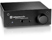 Lehmann Audio Rhinelander/Amplificateur de casque/Noir/NEUF
