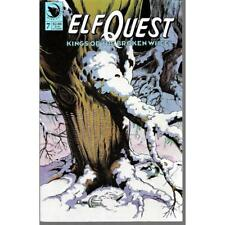 ElfQuest Kings of the Broken Wheel #7 Warp Graphics August 1991 comic books