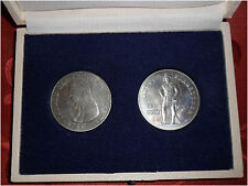 DDR Medaille Olympiade 1979  - Schärtner GutsMuths im Etui