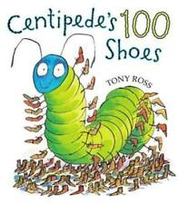 Centipede's One Hundred Shoes by Tony Ross: New