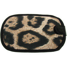 Phone Case Pouch Mobile MP3 Player Brown Leopard Print ITZ Covered G-Force