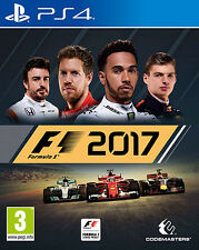 F1 Formula 1 2017 (Guida / Racing) PS4 Playstation 4 IT IMPORT CODEMASTERS