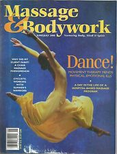 Massage & Bodywork Magazine -June/July 2000