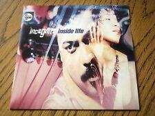 "INCOGNITO - INSIDE LIFE  7"" VINYL PS"