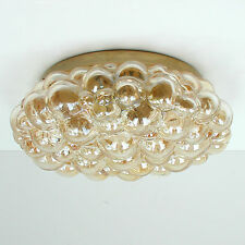 Vintage Mid-Century Bubble Flush Mount Wall Light by Helena Tynell for LIMBURG