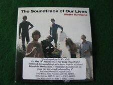 THE SOUNDTRACK OF OUR LIVES.. Sister Surround  (2 Track CD Single)