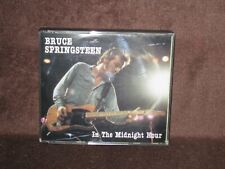 """Bruce Springsteen """"In The Midnight Hour"""" Live 4 Cd Import On Great Dane Label"""