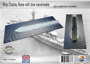 Coastal Kits Ship Display Base - for waterline models