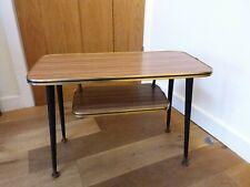 Vintage Retro 'Newiste' Telephone Table / Side Table