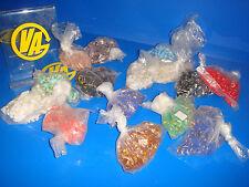 Abalorios Mejicanos originales-15 bolsas diferentes sin uso-observa las fotos
