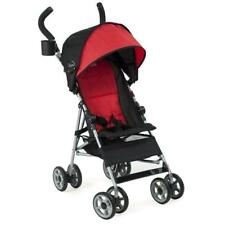Lightweight Single Baby Umbrella Stroller Toddler Cloud Travel System Black New