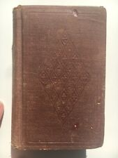 Antique christian hymn book Small 1889 Methodist episcopal church south
