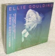 Ellie Goulding Halcyon Days 2014 Taiwan Ltd 2-CD w/OBI (digipak) made in Taiwan