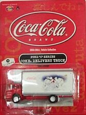 Athearn 1/87 HO Coca Cola Ford C Box Van Delivery Truck