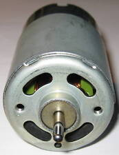 100 X Mabuchi 12V DC Generators - 40 Watts Peak Power - 25 Watts Rated