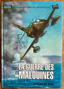 La Guerre des Malouines - Histoire de l'Aviation n°9 (2000) [LELA PRESSE]