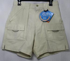 Columbia Sportswear Men's Brewha II Shorts, STONE, UPF 50, fm4012-022