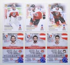 2019 BY cards IIHF World Championship Team Austria Pick a Player Card