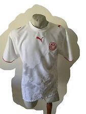 Maglia calcio PUMA TUNISIA maillot football shirt  trikot vintage home 2006