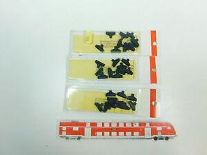 BR254-0,5# 3x Fama Alpen Bahn Spur 0m 9602 Packung Sicherheitsbremse, NEUW+OVP